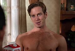 Armie Hammer muscle movie