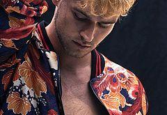 Brandon Flynn nude shots