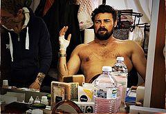 Karl Urban naked shots