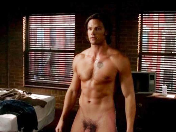 Jared Padalecki frontal nude
