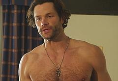 Jared Padalecki shirtless movie scenes