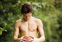 Tom Holland nude cock