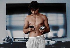 Tom Holland sexy nude pics
