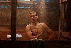 Tom Holland nude shower gay