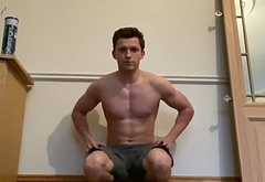 Tom Holland private video