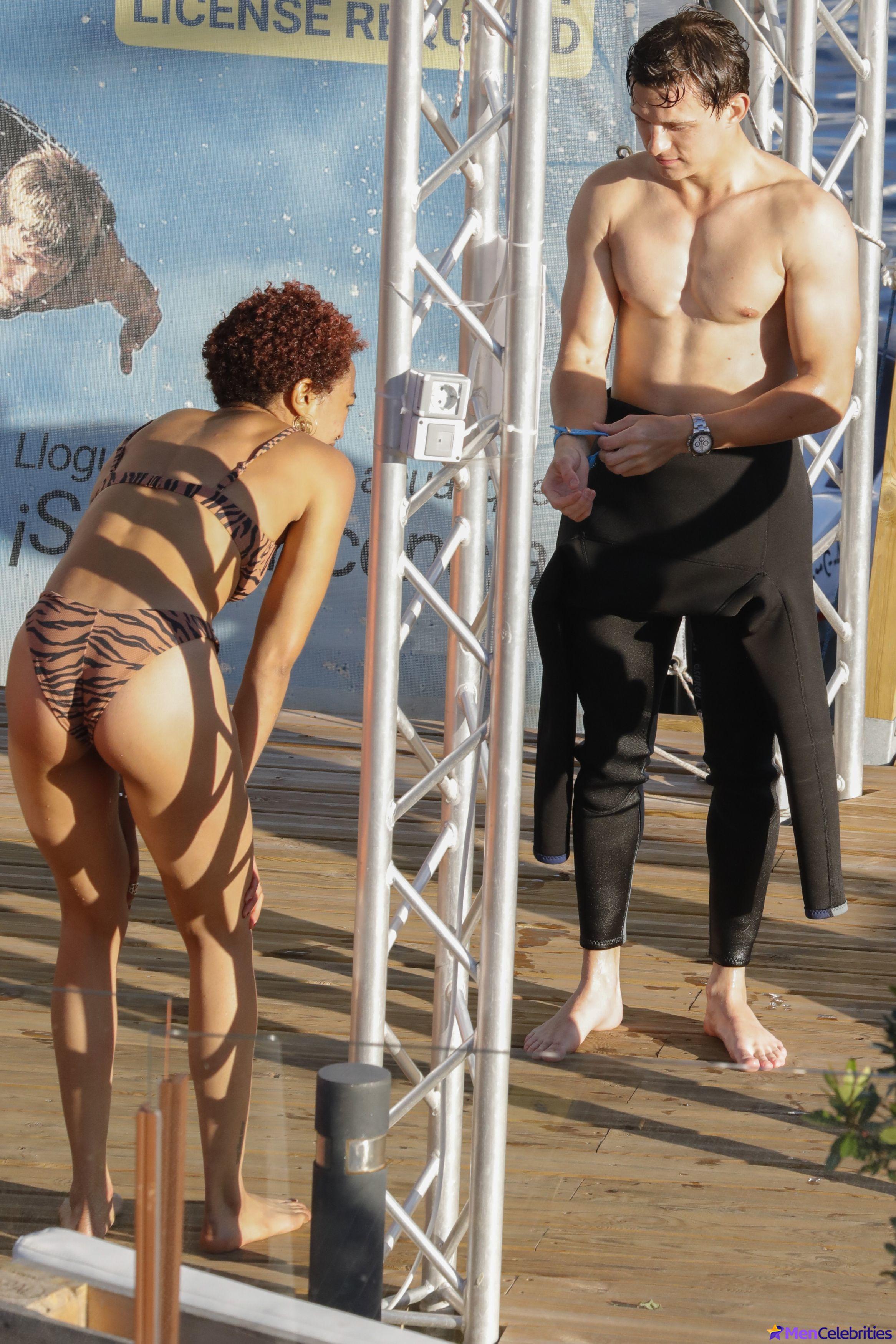 Holland nudes tom Tom Daley