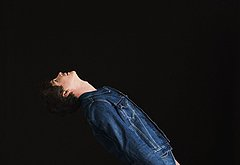 Logan Lerman bulge
