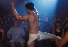 Logan Lerman naked scenes