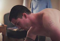 Logan Lerman nude movie scenes
