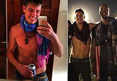Sean Faris nude gay sextape