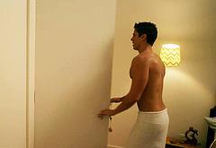 Sean Faris erect cock scenes