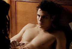 Sean Faris shirtless movie scenes