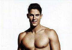 Sean Faris frontal nude
