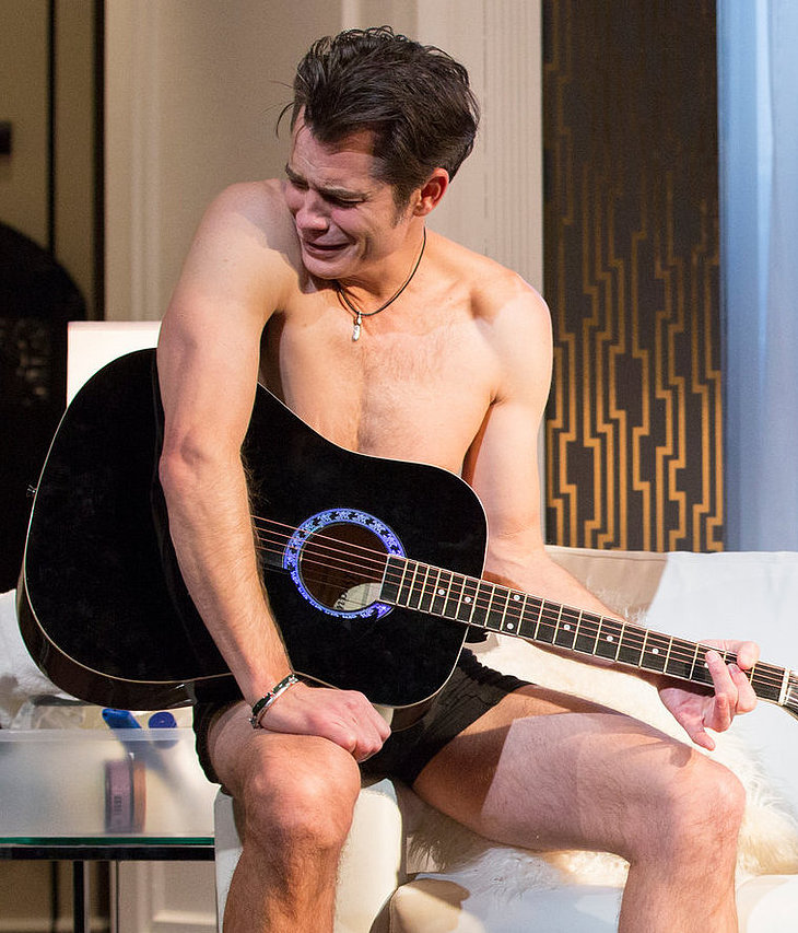 Timothy Olyphant naked penis pics