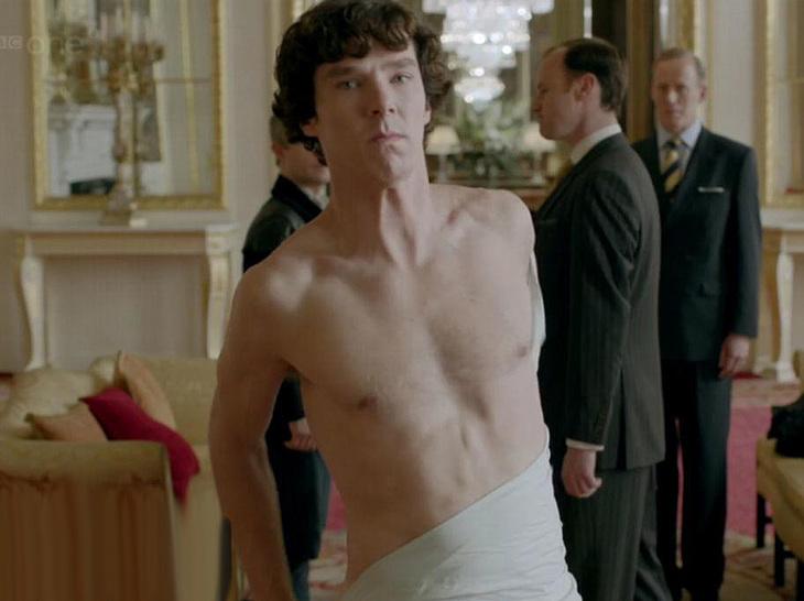 Benedict Cumberbatch dick gay sex