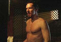 Benedict Cumberbatch jerk off video