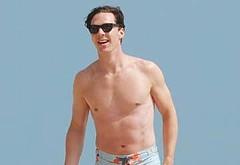 Benedict Cumberbatch cpck photos