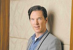 Benedict Cumberbatch exposed