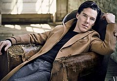 Benedict Cumberbatch gay nude