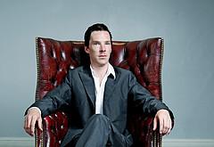 Benedict Cumberbatch jerk off