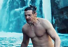 Jeremy Renner naked video