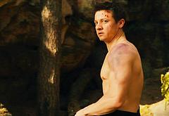 Jeremy Renner nude video