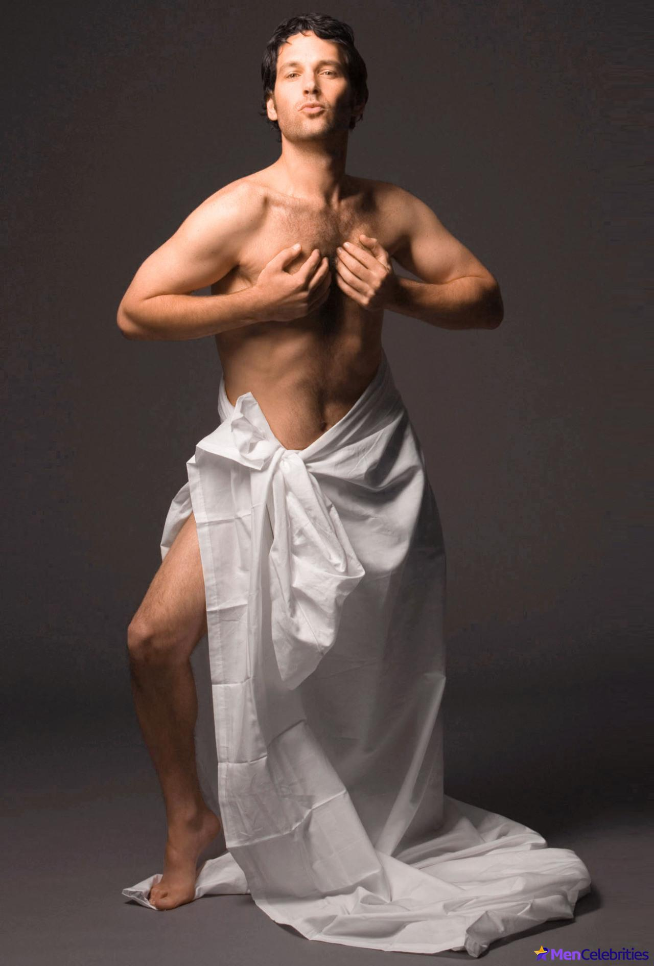 Rudd nude paul Paul Rudd: