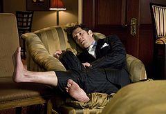 Paul Rudd nude feet
