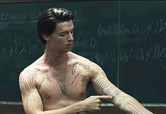 Patrick Schwarzenegger naked movie scenes