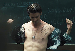 Patrick Schwarzenegger shirtless scenes