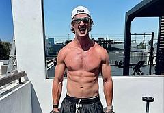 Patrick Schwarzenegger bulge photos
