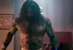 Dave Bautista nude movie scenes