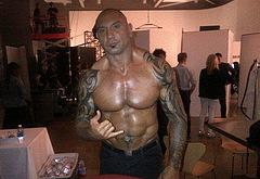 Dave Bautista leaked nude pics