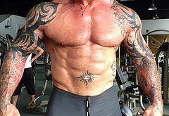 Dave Bautista nudity