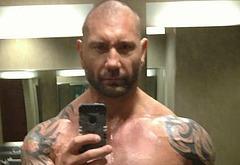 Dave Bautista penis leaked selfie