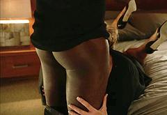 Don Cheadle ass blowjob