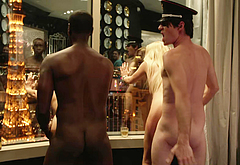Don Cheadle gay sex video