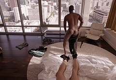 Don Cheadle naked movie scenes