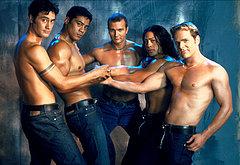 Taika Waititi gay nude scenes