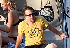 Sam Rockwell shirtless