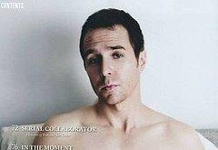Sam Rockwell naked photoshoot
