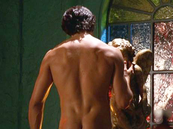 Tom Welling nude ass video