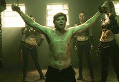 Tom Welling shirtless movie scenes