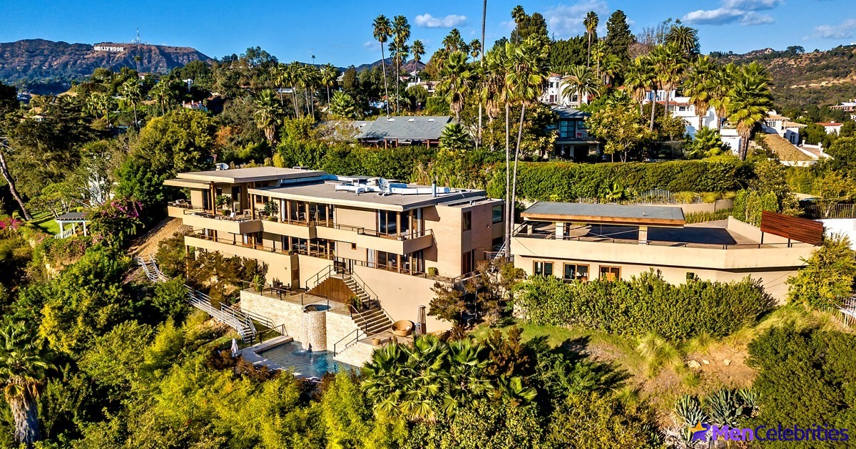 Zac Efron house