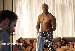 DB Woodside nude movie scenes