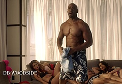 DB Woodside penis video
