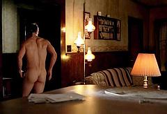 Ryan Kwanten ass naked
