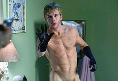 Ryan Kwanten frontal nude movie