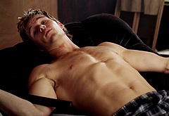 Ryan Kwanten nudity scenes