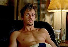 Ryan Kwanten shirtless movie scenes